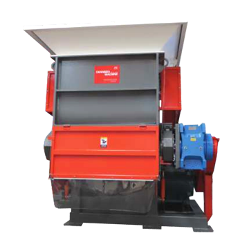 CBS Series Single shaft shredder